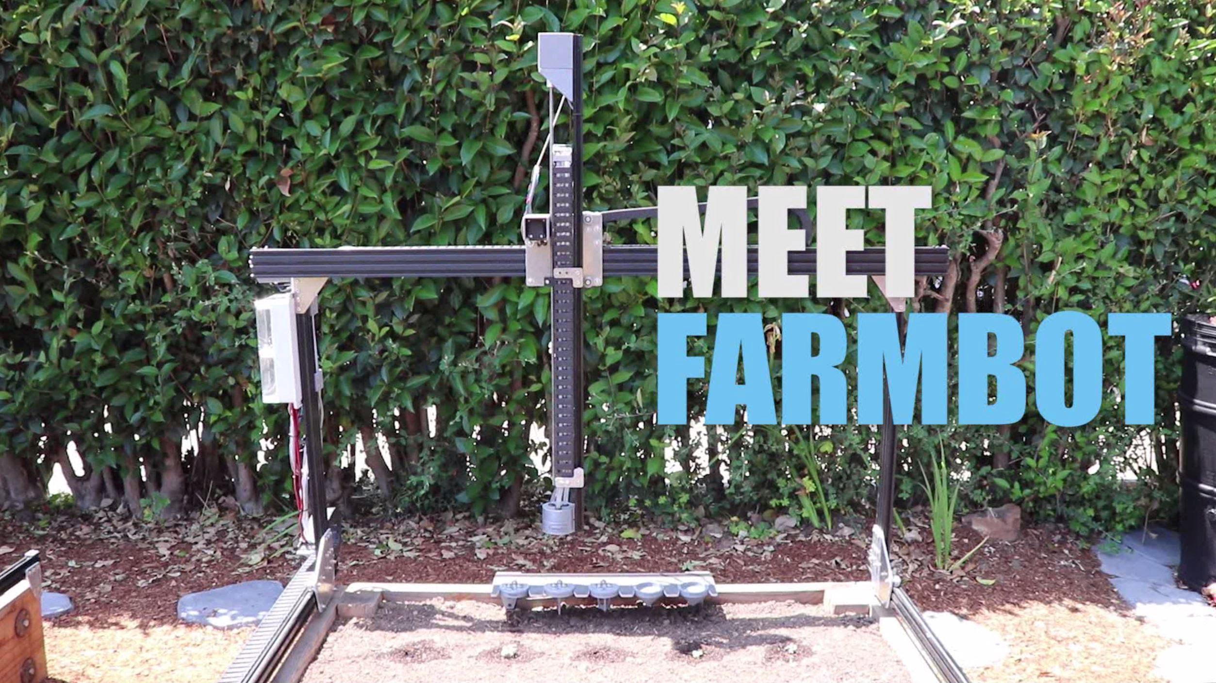 FarmBot - Agtecher: Platform for Agricultural Technology