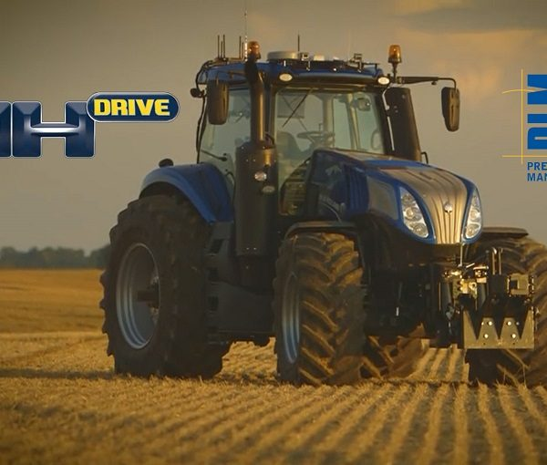 NG drive concept By New Holland Agriculture