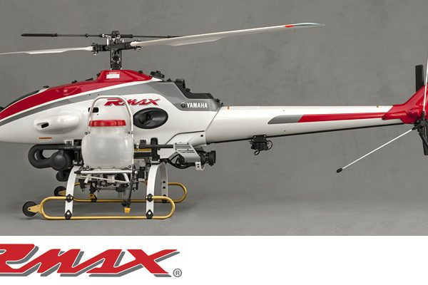 RMAX helicopter by YAMAHA