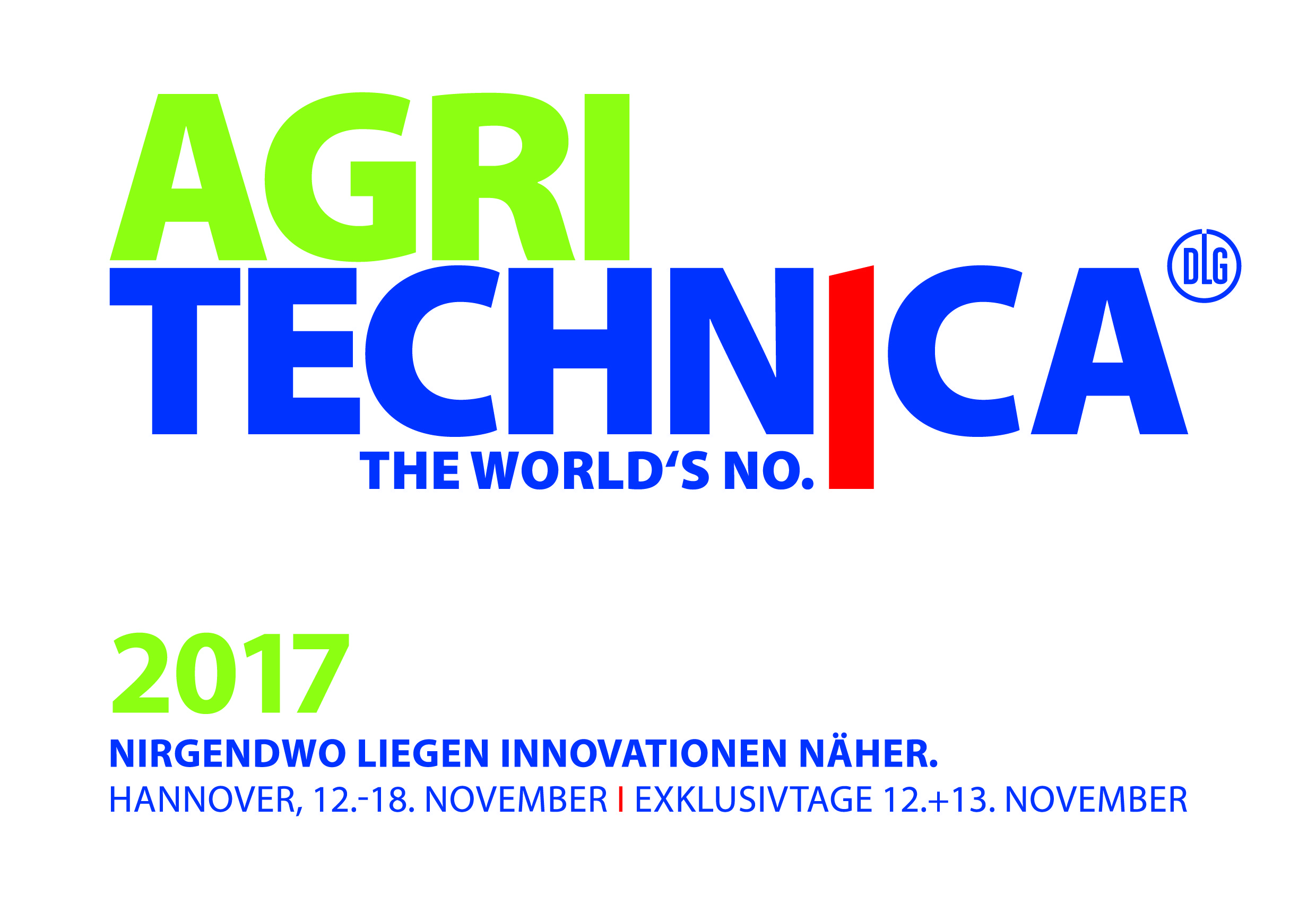 Agritechnica- World's No.1 Agriculture Trade show