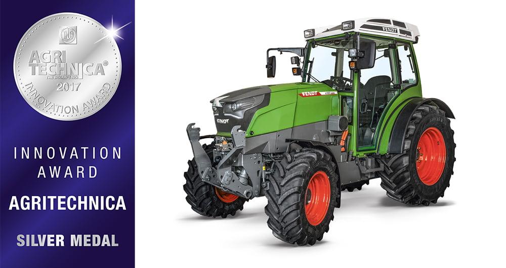 e100 electric tractor