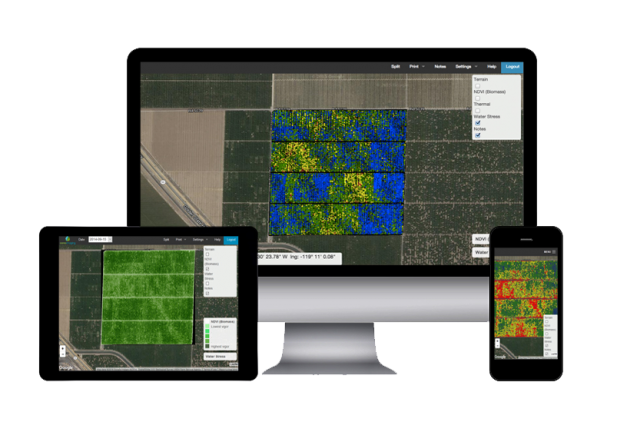 Ceres imaging data in your devices
